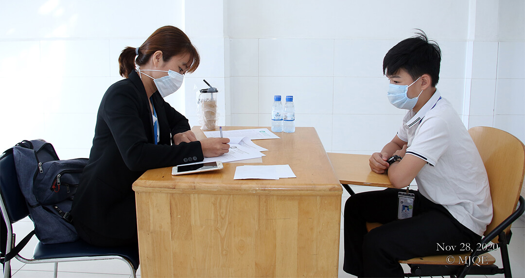 Oral Interview For Level 1 Student